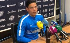 «El partido en Cádiz es vital, pero el vestuario está tranquilo»