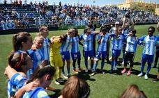El Málaga se quedó sin milagro