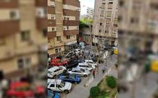 Incidentes en la previa del derbi Cádiz-Málaga
