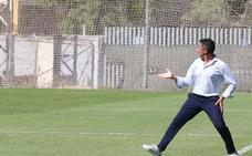 Contreras reprocha la actitud del técnico del Athletic en su último partido de la Liga Iberdrola