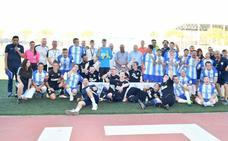 El Málaga Genuine y el Newcastle Foundation empatan a seis