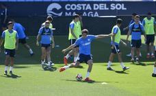 El Málaga subirá dos puestos y será quinto si gana mañana