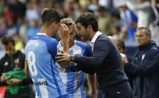 El Málaga y su afición hicieron las paces