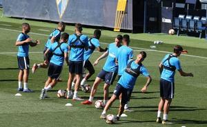 El Málaga, un equipo que ahora va a más