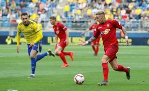 Osasuna sube a Primera y el Málaga se despide ya del ascenso directo