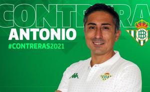 Contreras, nuevo entrenador del Betis femenino