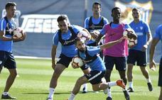 El Málaga, ante su primer 'match ball'