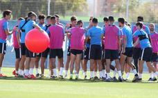 Werner, Iván, Diego González, Keidi e Hicham, novedades en la lista