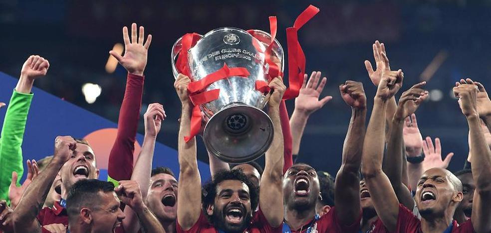 Final de Champions mala... como nuestra Segunda