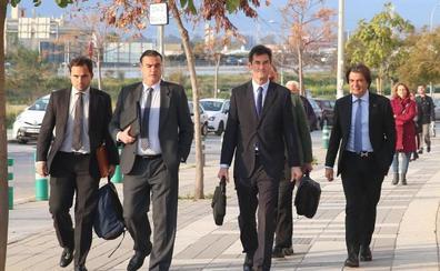 Hervás: «Le pediría al jeque que reflexione y piense en el Málaga»