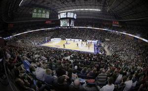 LaLiga prohíbe la emisión del Deportivo-Málaga en el Palacio de los Deportes
