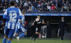 Las mejores imágenes del Depor-Málaga del primer partido del play-off