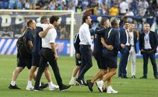 Las mejores fotos del Málaga-Deportivo en La Rosaleda