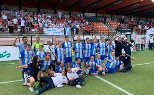 El Málaga Genuine gana el Grupo Compañerismo