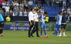 Víctor: «Estos jugadores son la base para construir un equipo campeón»