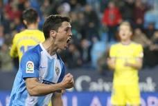 El Málaga da por perdidos a Jony, Santos y Ricca