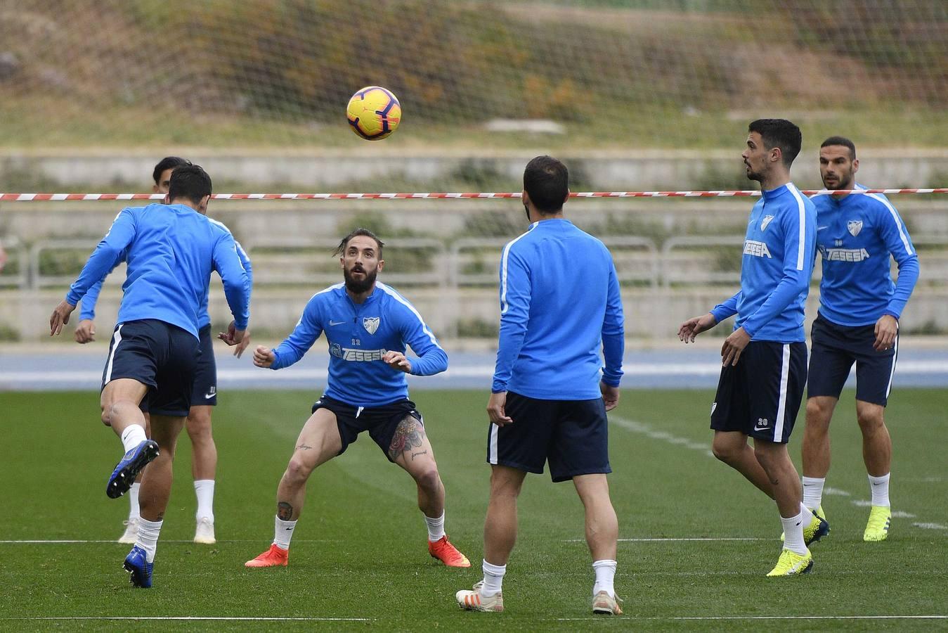 Cifu seguirá tres años más en el Málaga