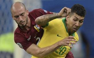 Los malaguistas Rosales y Mikel se revalorizan en la Copa América