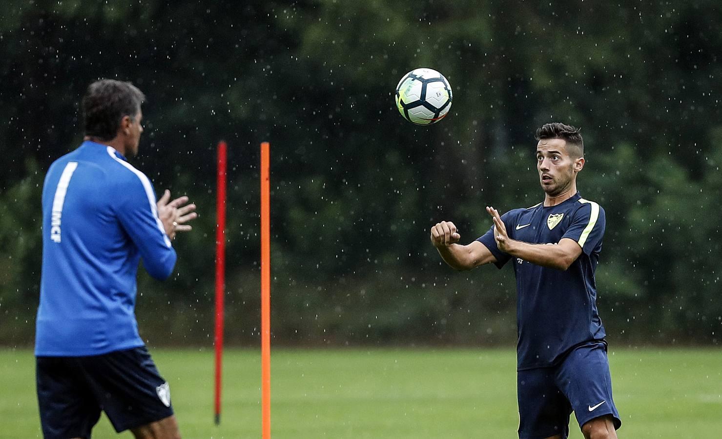 El Málaga, sin noticias de Jony ni de su futuro equipo