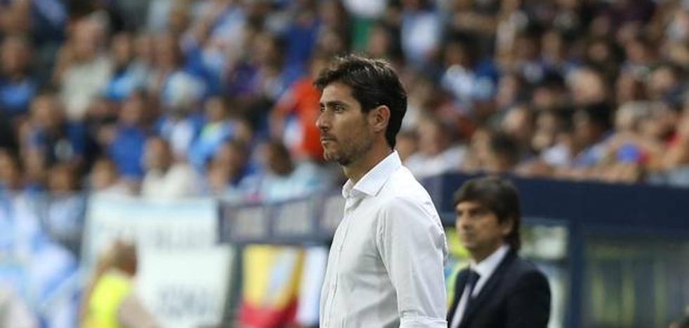 El Málaga sigue a la espera de Víctor