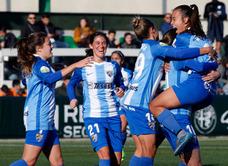 El Málaga, pendiente del nuevo formato de las ligas femeninas