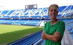 Nati Gutiérrez, segunda al mando en el Málaga femenino