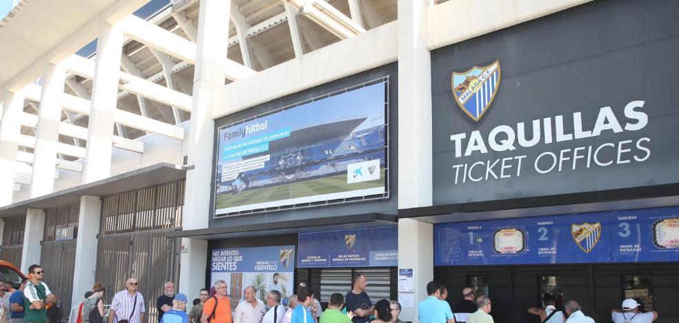 El Málaga alcanza ya los 8.000 abonados