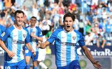 Blanco, un objetivo «muy complicado» para el Málaga