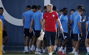 El Málaga, dispuesto a fichar otra vez al veterano portero Kieszek