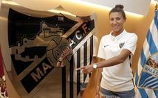 Pamela, primera renovación confirmada en el Málaga