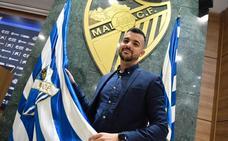 José Herrera: «Veremos a un Málaga muy atrevido»