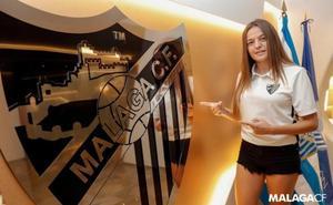 María Ruiz seguirá sumando goles en el Málaga