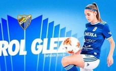 La delantera Carol González, primer fichaje del Málaga