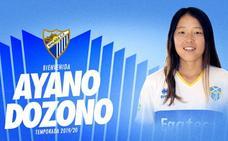 La centrocampista japonesa Ayano se incorpora al Málaga