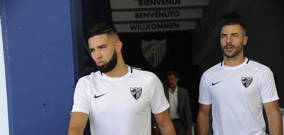 El club negocia ahora la salida de la plantilla de Tighadouini traspasado