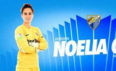 Noelia Gil, una portera con recorrido en Primera para el Málaga