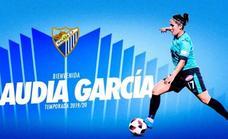 La lateral izquierdo Claudia García, nuevo refuerzo para el Málaga