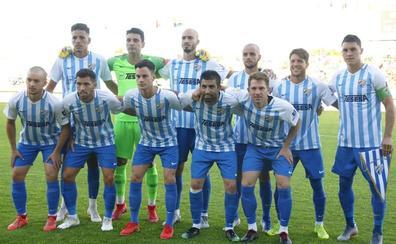 Notas a los jugadores del Málaga en su amistoso en Algeciras