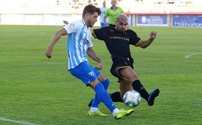 El Málaga arranca sin gol la pretemporada