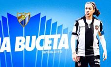 La gallega Ana Buceta, nuevo refuerzo para el Málaga