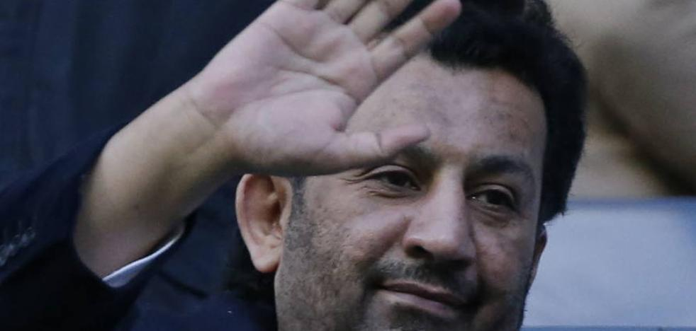 Al-Thani: «En dos días vamos a certificar las primeras ventas o cesiones»