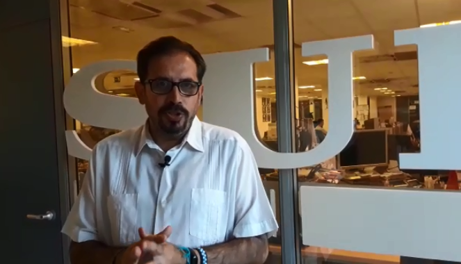 Sergio Cortés, analiza el partido: «Podemos estar orgullosos de este Málaga»