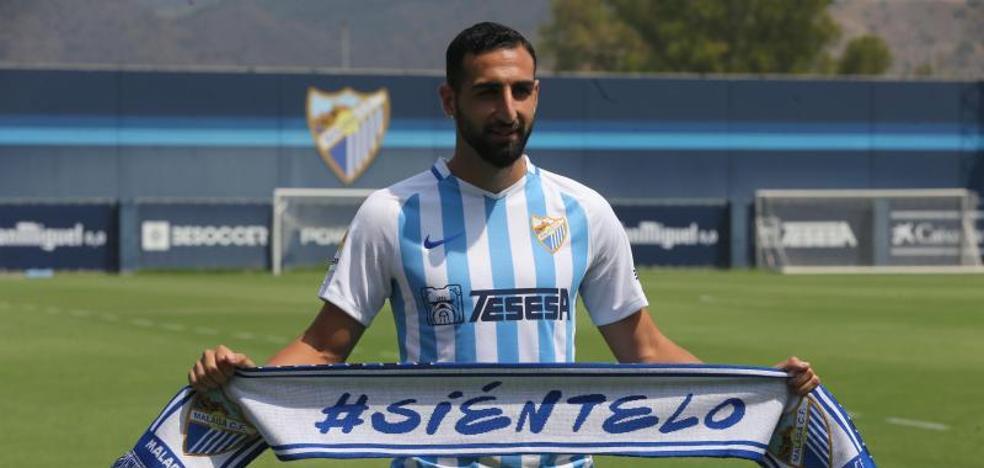 José Rodríguez se pone el listón alto: «Quiero ser un líder dentro del equipo»