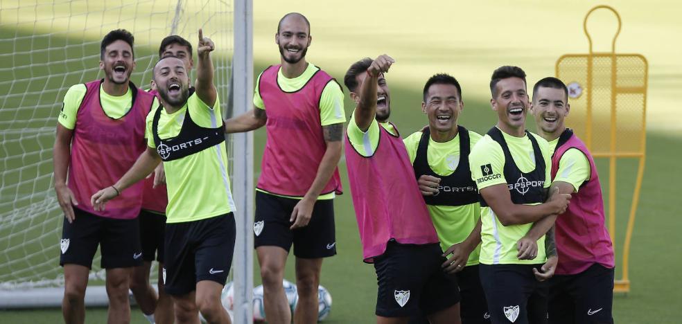 El Málaga logra inscribir a Cifu, Mikel, Rolon, Keko y Juanpi ante Las Palmas