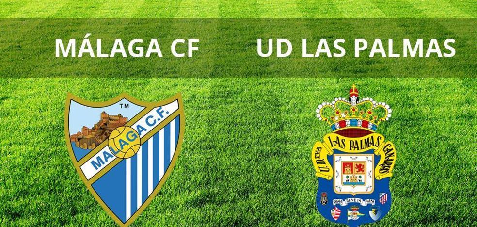 Directo | Málaga - Las Palmas