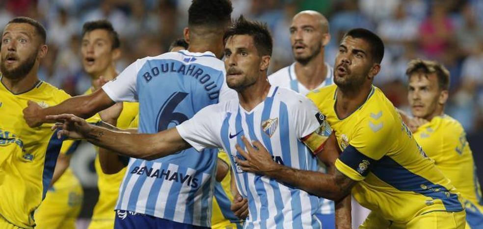Al Málaga no se le puede pedir más (1-1)