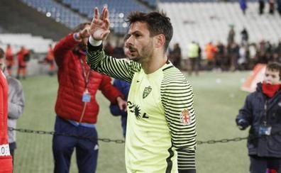 René: «El Málaga dejó sin capacidad de reacción a Simón; es muy injusto»