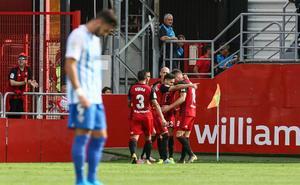 Objetivo del Málaga: recuperar la confianza