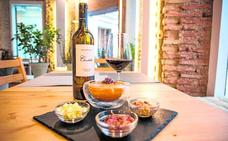 Mainake Casual Gastro: Bocados imaginativos para el vino