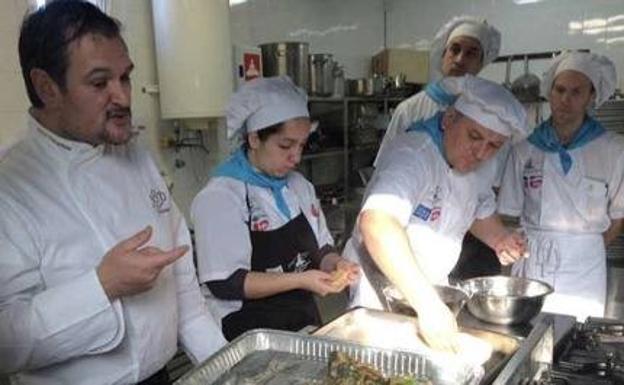 Cocina con padrino | Malaga en la Mesa - Diario Sur